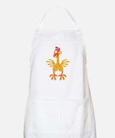 Loony Chicken Apron