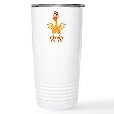 Loony Chicken Travel Mug