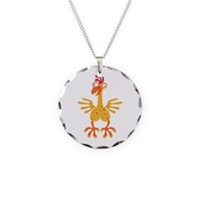 Loony Chicken Necklace