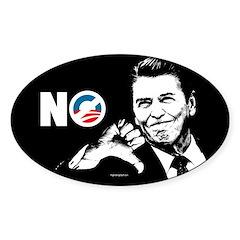 Reagan - NO! Decal