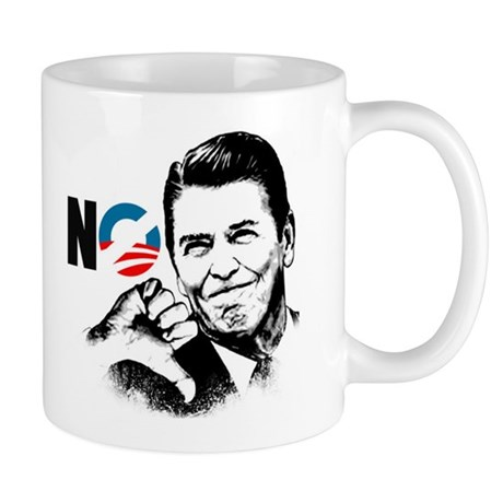 Reagan - NO! Mug