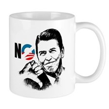 Reagan - NO! Small Mug