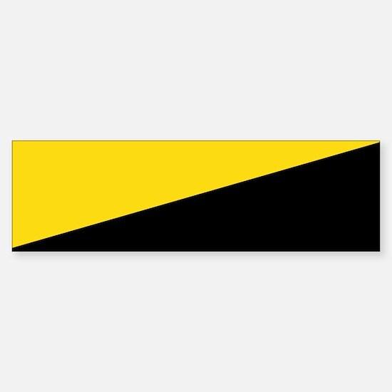 AnCap Flag Sticker (Bumper)