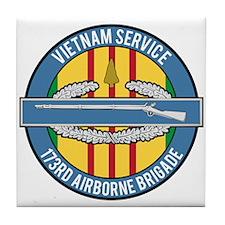 Vietnam 173rd Airbone CIB Tile Coaster