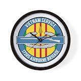 173rd airborne vietnam cib Basic Clocks