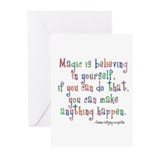 Magic Believe Greeting Cards (Pk of 10)