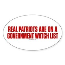 Real Patriots Decal