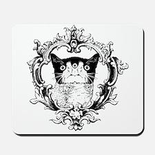 Kitty3eyed Ornate Mousepad