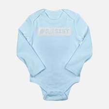 #Resist Stamp Body Suit