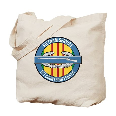 Vietnam TET 69 CIB Tote Bag