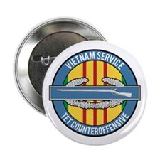 "Vietnam TET 69 CIB 2.25"" Button"