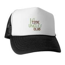 1st Time Uncles Club (Green) Trucker Hat