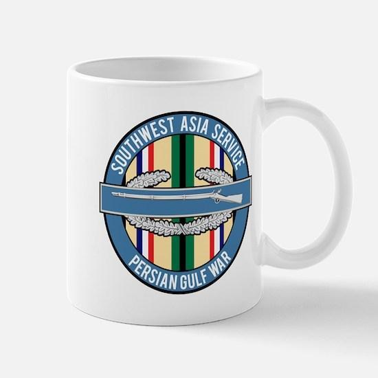 SWA Persian Gulf War CIB Mug