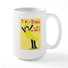 IM A BANANA Mugs