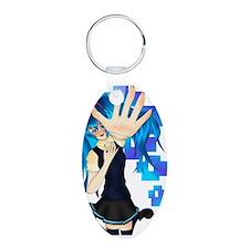 Miku Hatsune Keychain