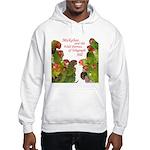 Wild Parrots Hooded Sweatshirt