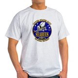 Seabees Mens Light T-shirts