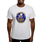 Seabees Mens Light T-shirts