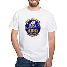USN Navy Seabees We Build We Shirt