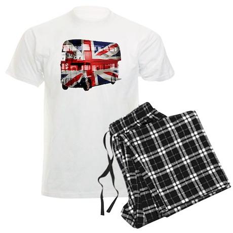London Bus Men's Light Pajamas