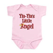 Yia-Yia's Little Angel Infant Bodysuit