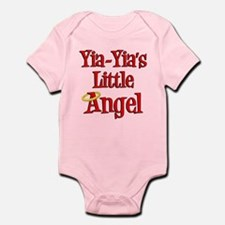 Yia-Yia's Little Angel Infant Bodysuit