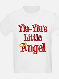 Yia-Yia's Little Angel T-Shirt
