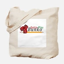 Cute Bunko Tote Bag