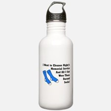 Eleanor Rigby - Darned Socks Water Bottle