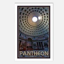 The Pantheon Postcards (Package of 8)