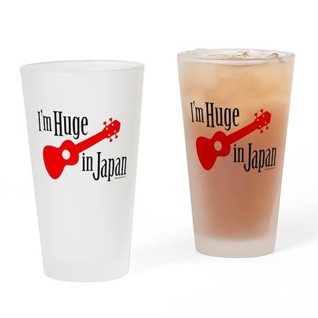 I'm Huge in Japan! Pint Glass