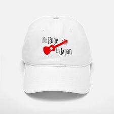 I'm Huge in Japan! Baseball Baseball Cap