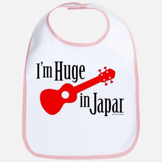 I'm Huge in Japan! Bib