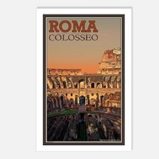 Colosseum Moon Postcards (Package of 8)