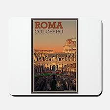Colosseum Moon Mousepad