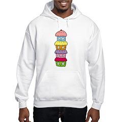 Stacked Cupcakes Hoodie