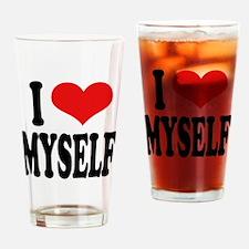 I Love Myself Pint Glass