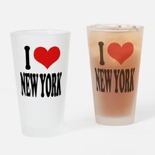 I * New York Pint Glass