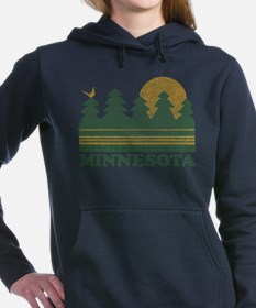 Vintage Minnesota Sunset Sweatshirt