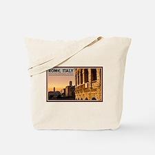 Rome Sunset Tote Bag