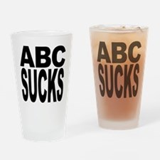 ABC Sucks Pint Glass