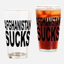 Afghanistan Sucks Pint Glass