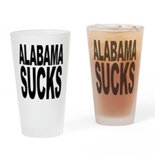 Alabama Sucks Pint Glass