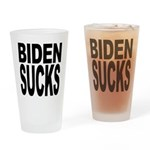 Biden Sucks Pint Glass