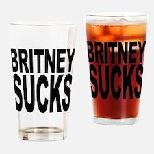 Britney Sucks Pint Glass