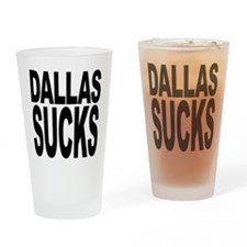 Dallas Sucks Pint Glass