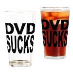 DVD Sucks Pint Glass