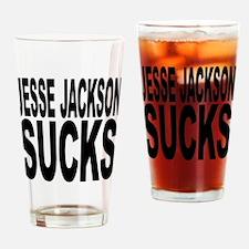 Jesse Jackson Sucks Pint Glass