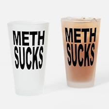 Meth Sucks Pint Glass