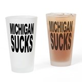 Ohio state buckeyes Pint Glasses